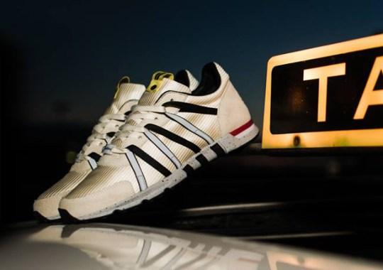 "Overkill x adidas EQT Racing OG 93 ""Taxis"""