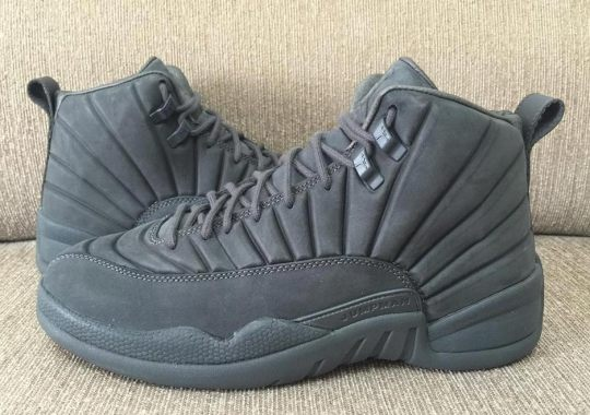 Public School's Air Jordan 12 Is The Next Must Have Jordan Brand Collaboration