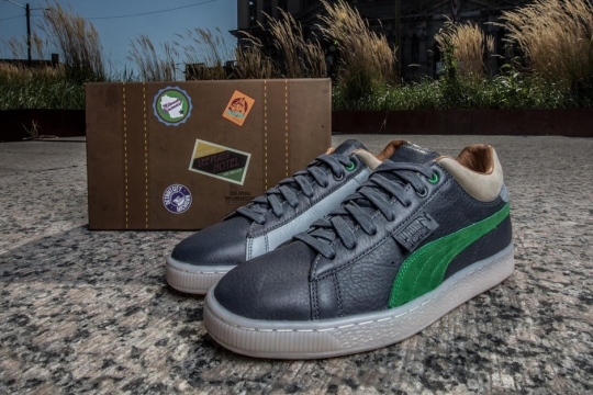 Burn Rubber Pays Homage to Detroit's Renaissance With Puma Collab