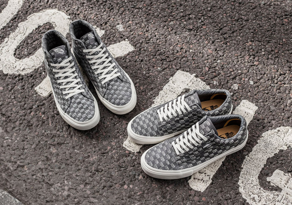 8bdd63e650 Sneakersnstuff x Vans Keep You Aware on the Streets With the