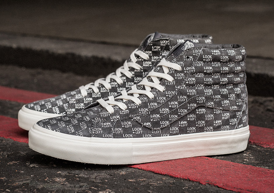 a7e4a49ef2c34a Sneakersnstuff x Vans Keep You Aware on the Streets With the