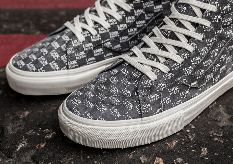 4774587655 Sneakersnstuff x Vans Keep You Aware on the Streets With the