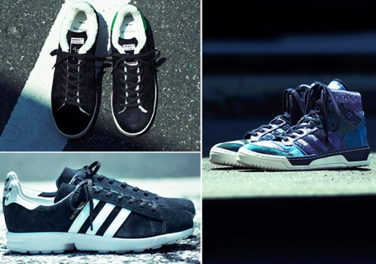 The Fourness and adidas Present An Epic Ten-Shoe Collab