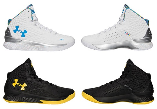 "The Under Armour Curry One ""Champ"" Pack Is Here"