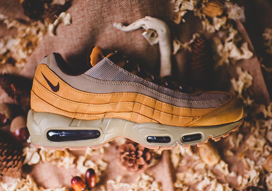 Air Max 95 Wheat