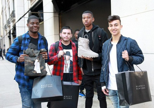 Despite Desire To Be Recognized By High Fashion, Kanye West's YEEZY Season Continues To Attract Youth