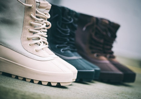 The adidas YEEZY 950 Duckboot Is The Most Expensive Yeezy Shoe Ever