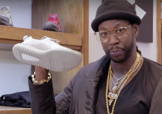 2Chainz Hated Jordan Force Fusions, Too