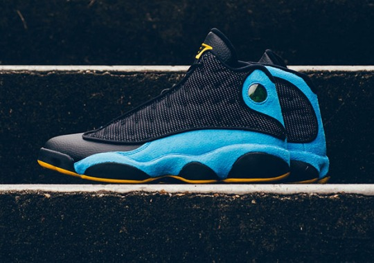 "Air Jordan 13 ""CP3"" Buzzes Into Retailers Tomorrow"
