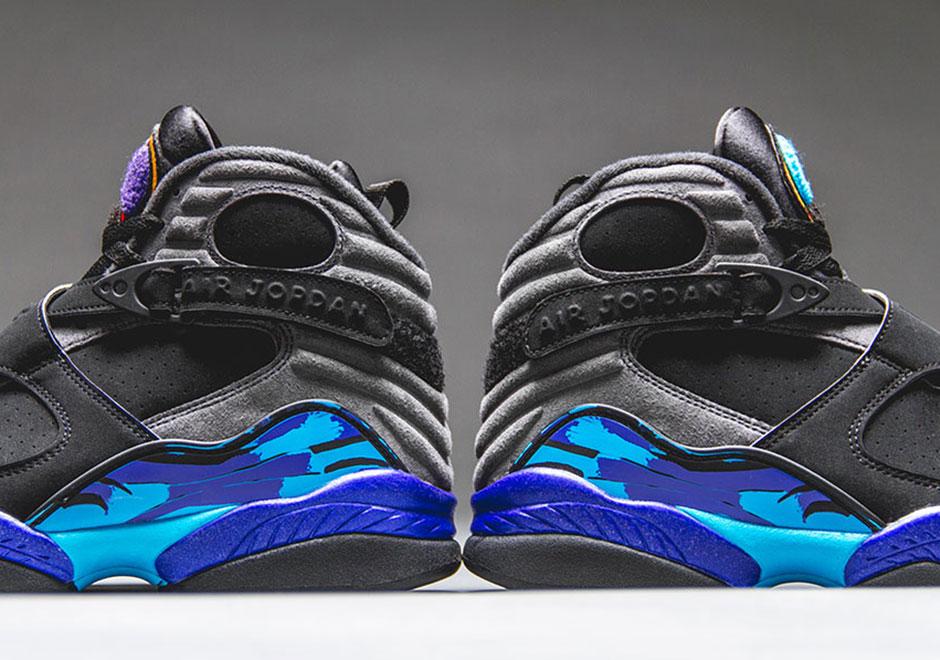 promo code aa33b afc5d free shipping Jordan 8 Aqua Release Info