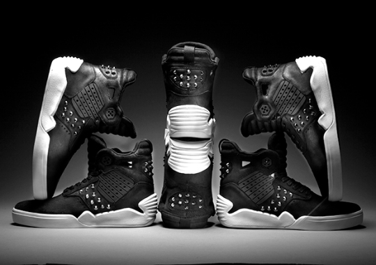 Steve Aoki And Supra Create A Skytop 4 Fit For The Vegas Club