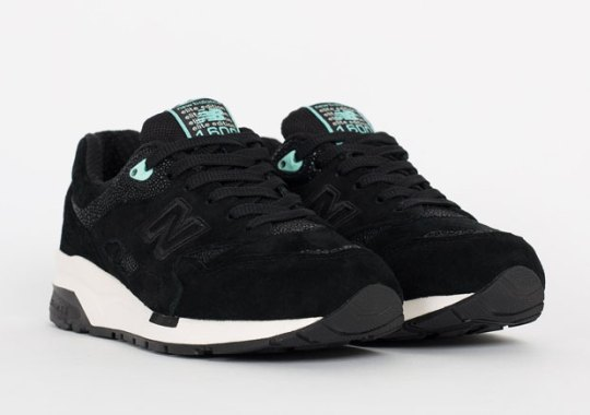 New Balance Is Right On Time With All-Black 1600s