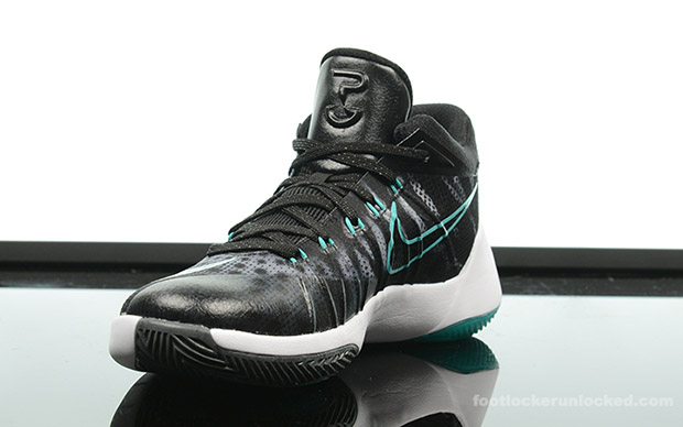 buy popular a3217 981ce 7671f cbab5  usa black and dark grey with jade green accents and a  contrasting white midsole nike hyperdunk