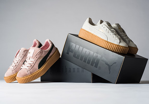 New Colorways Of Rihanna s Puma Creeper Are Here - SneakerNews.com 19c9494a0d