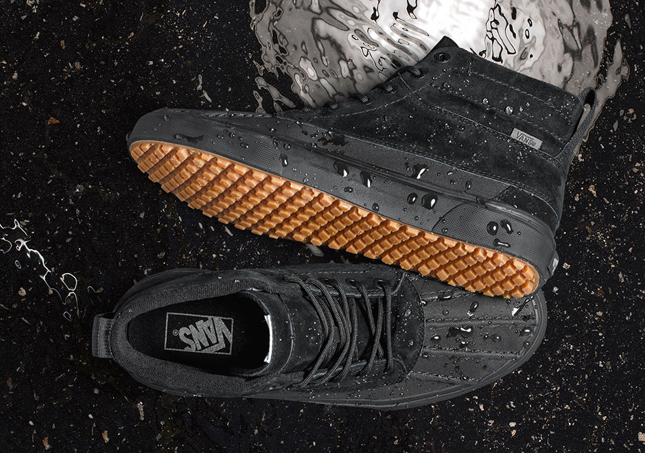 a385c28cc76 Vans Introduces More Weatherproof Sneakers Ready For Winter -  SneakerNews.com