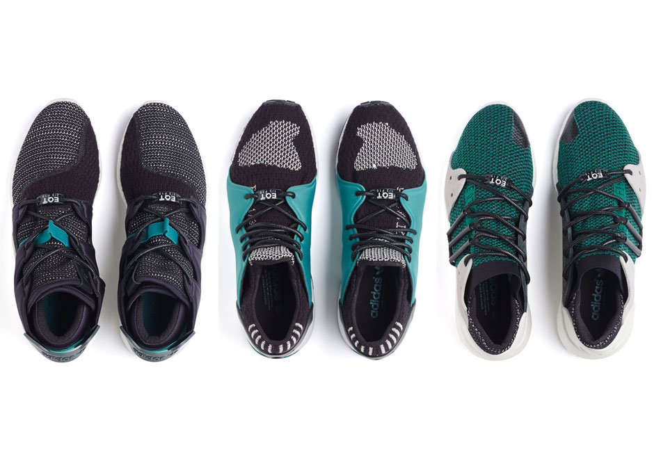 Release Dates For The adidas EQT #/3F15 Collection
