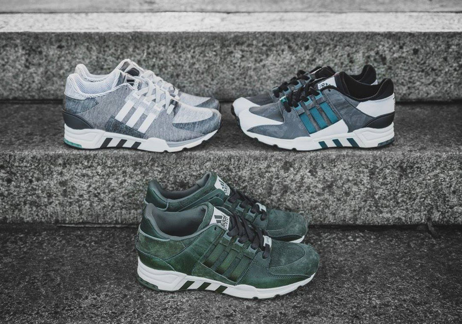 new arrival 448e4 53640 adidas Celebrates The Most Innovative Cities With EQT Support -  SneakerNews.com