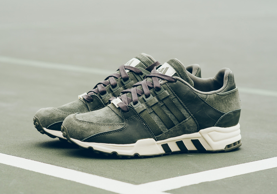 pretty nice fb7f8 e2fff A Tribute To Germany With The adidas EQT Support ...