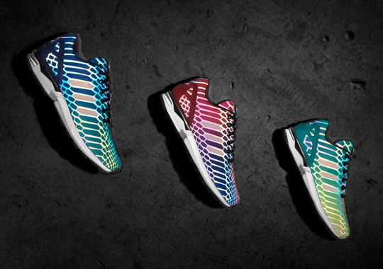 "adidas Originals Brings Back The XENO ZX Flux With New ""Negative Collection"""