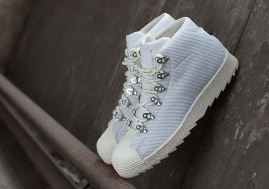 The adidas Pro Model GTX Will Destroy Winter