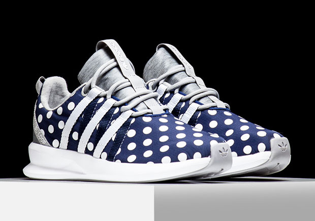 ... also happen to be polka dot aficionados out there, adidas Originals has  you covered. The Three Stripes introduces a fun new version of the SL Loop  Racer ...