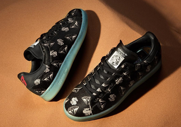 Billionaire Boys Club x adidas Stan Smith Releases This Friday