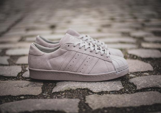 adidas consortium superstar 80s grey