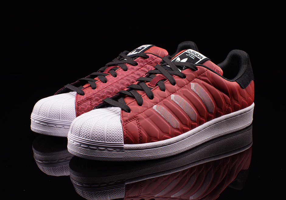 New XENO Styles Of The adidas Superstar Have Arrived