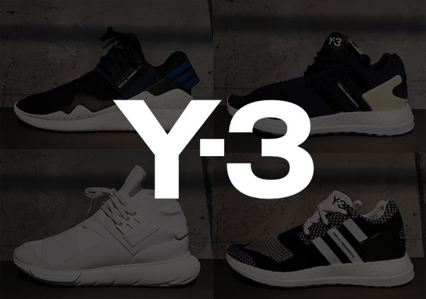 new concept 0953a e313e ... Y-3 Holiday 2015 Collection Is Hitting Stores Now - SneakerNews.com  Air  Jordan 23 (XXIII) Shoes - Nike ...
