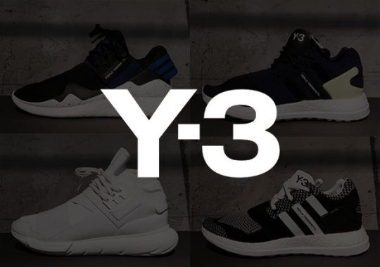 Y-3 Holiday 2015 Collection Is Hitting Stores Now