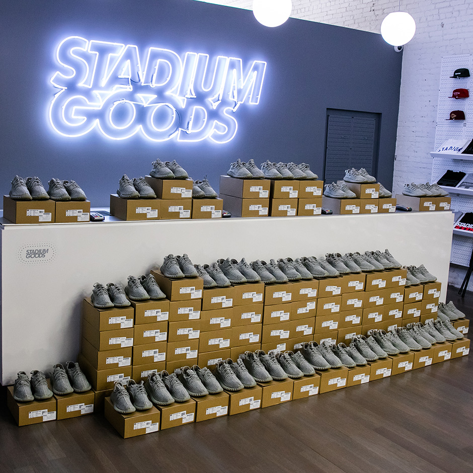 Over 100 Pairs Of \