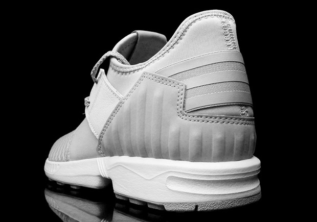 get cheap f6236 fd2bc Adidas ZX Flux Weave Plus Slip On RS Gonz Men Sneaker Herren