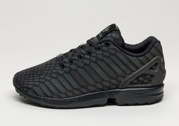 35053b85fef28 The adidas ZX Flux XENO Is Returning In All-Black - SneakerNews.com
