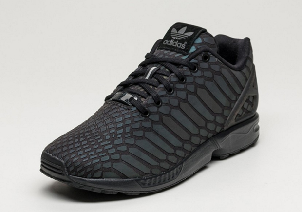 12734bc0b8f The adidas ZX Flux XENO Is Returning In All-Black - SneakerNews.com