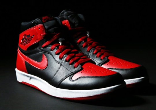 """""""Bred"""" Is Back On The Air Jordan 1.5"""