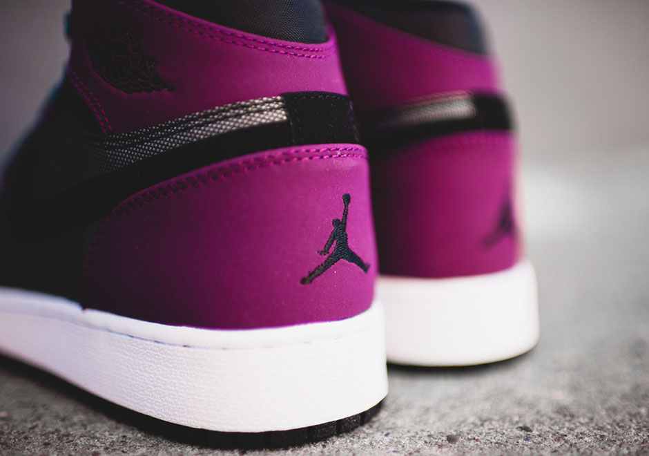 wholesale dealer 0d85b fe99a Air Jordan 1 High GG. Color: Mulberry/Blue Lagoon-Dark Grey-Black Price: $95