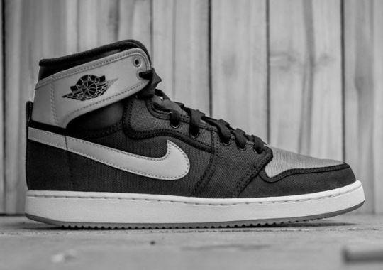 """Air Jordan 1 KO """"Shadow"""" To Release"""