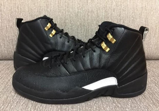 "Air Jordan 12 ""The Master"""