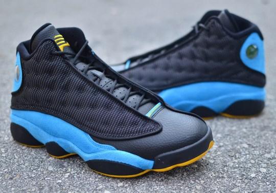 """Air Jordan 13 """"CP3"""" – Release Date"""