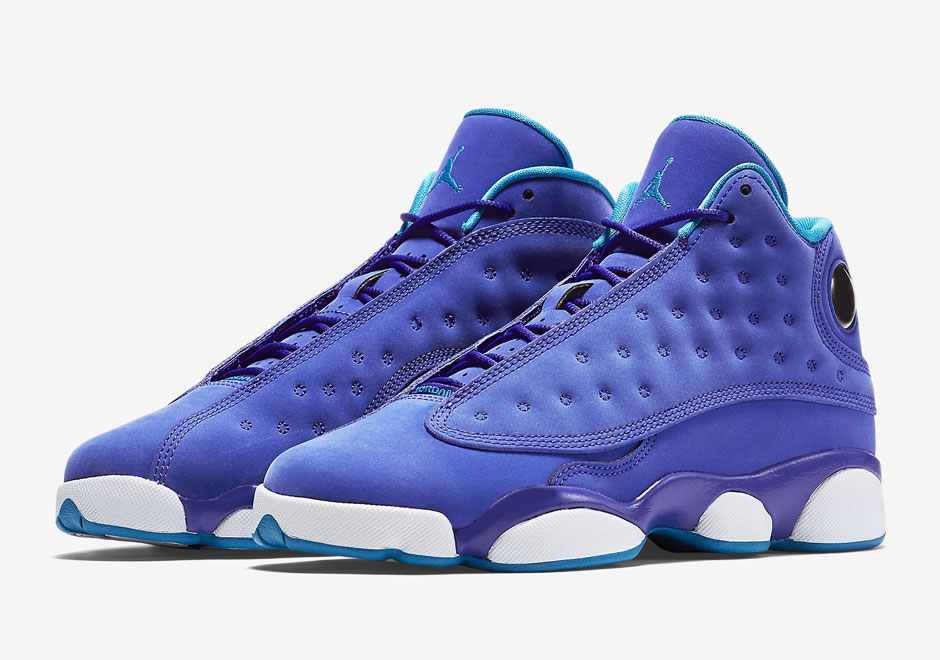factory authentic b0072 be6ae Jordan 13 GG Hornets | SneakerNews.com