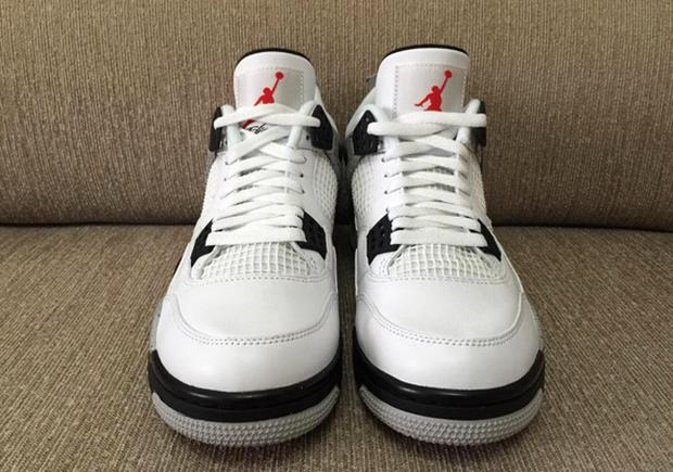 Nike Air Jordan 4 De Cemento 2016 Malla yM78kxvFN