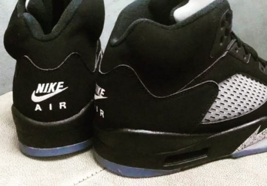 "Is ""Nike Air"" Returning To The Air Jordan 5?"