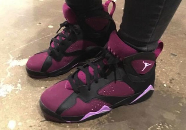 df1b3b01add2a7 Advertisement. Seriously how many girl exclusive Air Jordan 7s have  released this ...