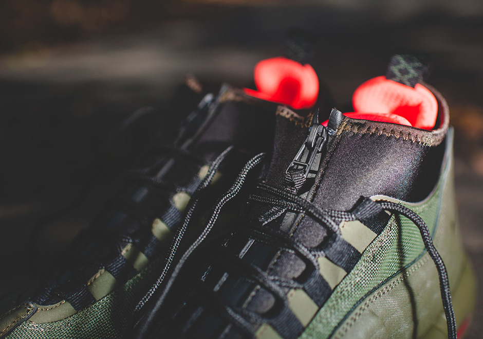 Nike Transforms The Air Max 95 Into A Wintry Sneakerboot