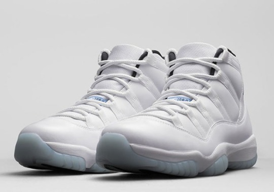 "You Can Get Another Chance At the Air Jordan 11 ""Columbia"" Today"