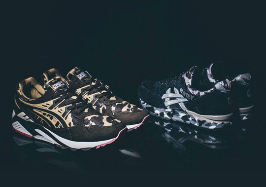 The BAPE x ASICS Collaboration Has A Postponed Release Date