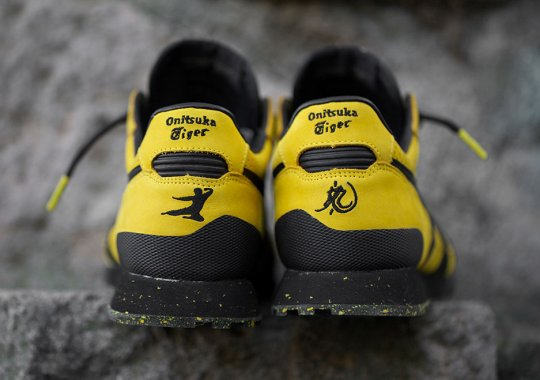 "BAIT & Onitsuka Team Up In The Most ""Bruce Lee"" Way Ever"