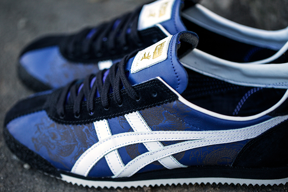 BAIT and Onitsuka Tiger Pay Tribute To Bruce Lee s Jeet Kune Do ... bee4a268e