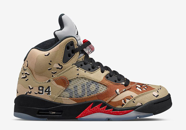 Supreme Jordan 5s For Retail Might Be The Best Black ...