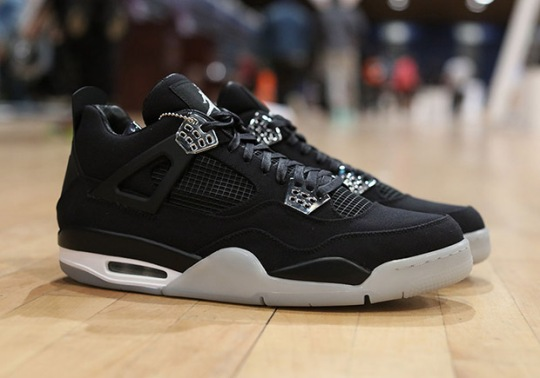 Eminem x Carhartt x Air Jordan 4 Makes An Appearance at Sneaker Con